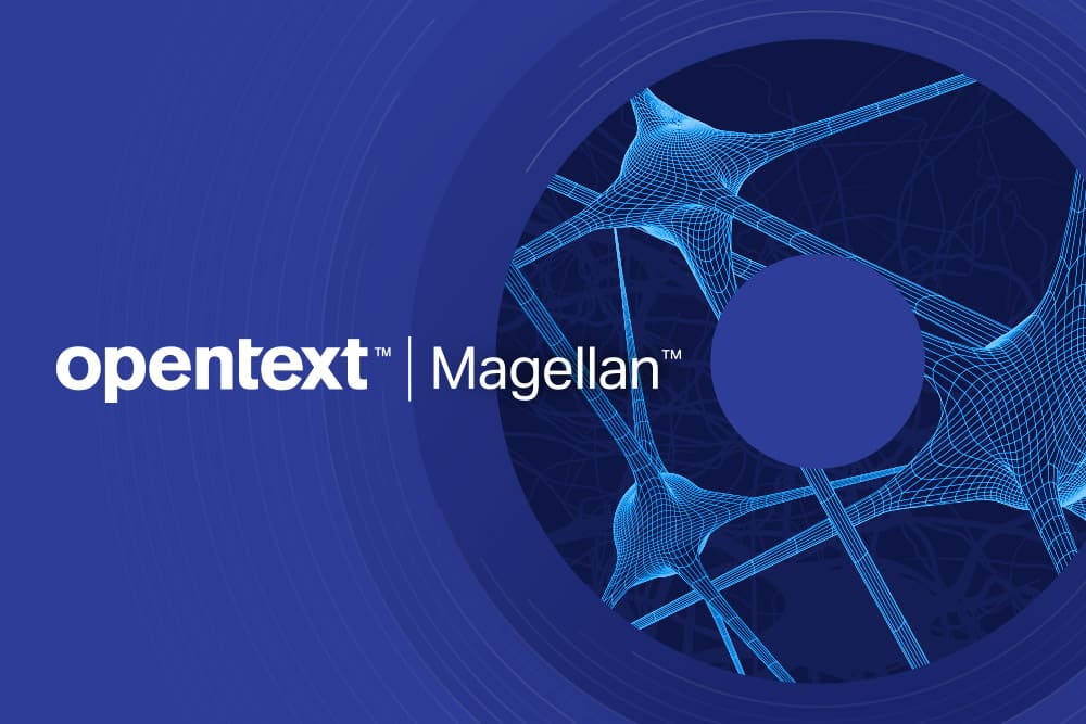 Introducing OpenText Magellan: Artificial Intelligence (AI.