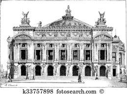 Opera bastille Clip Art and Illustration. 6 opera bastille clipart.