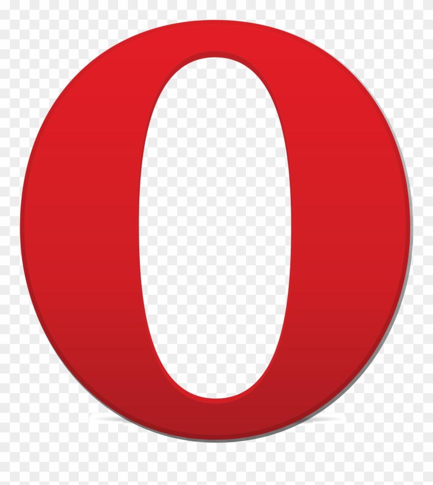 Opera Logo Vector Png.