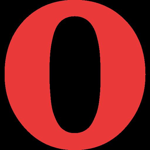 Browser, opera, web, web browser icon.