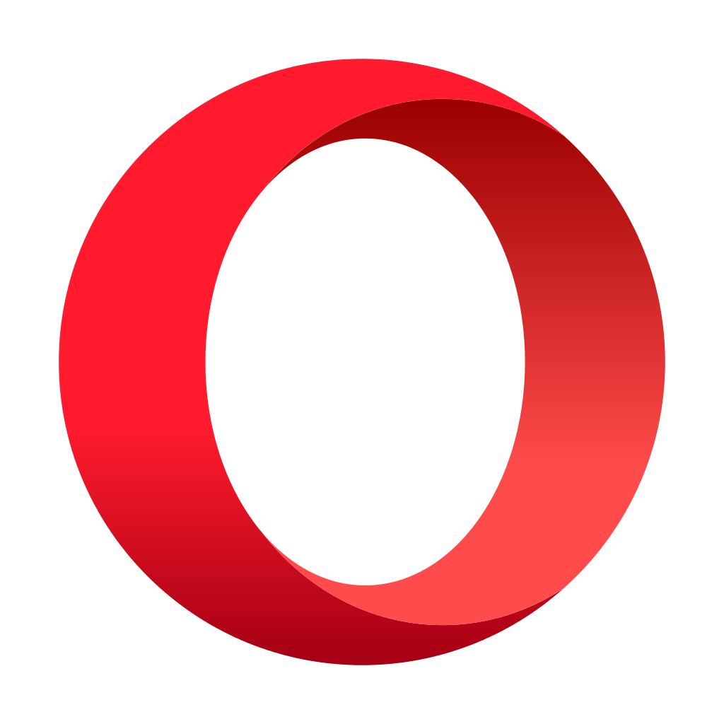 Opera Browser Icon #39991.