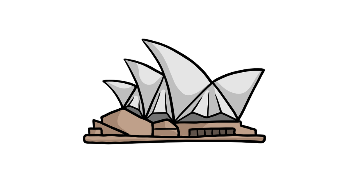 Free Sydney Opera House Clipart png, Download Free Clip Art.