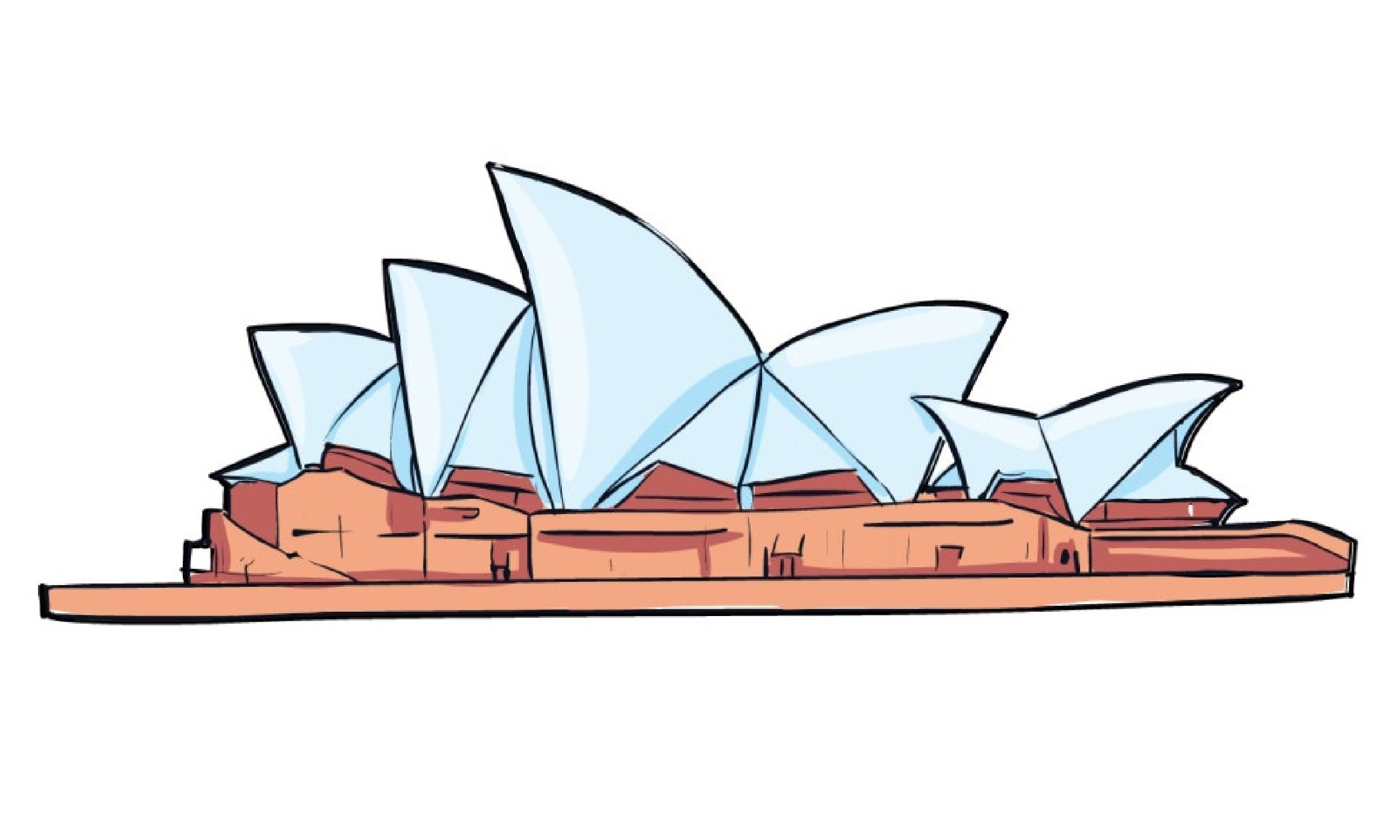 Opera house clipart 5 » Clipart Station.