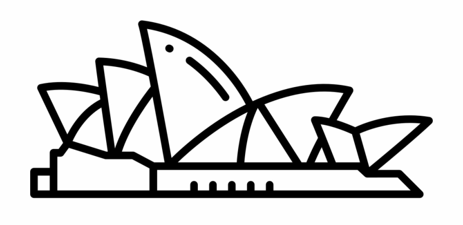Sydney Opera House Clipart Png.