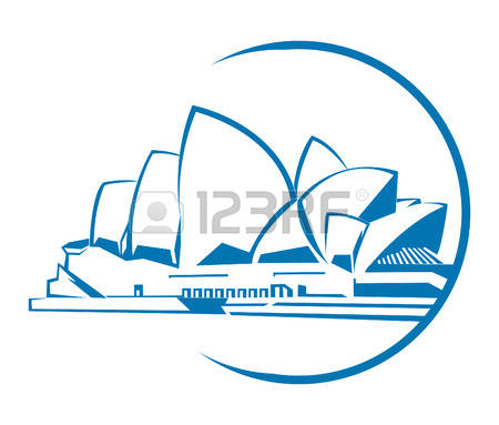 282 Sydney Opera House Stock Illustrations, Cliparts And Royalty.