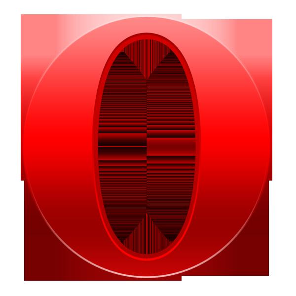 Opera PNG Icon.