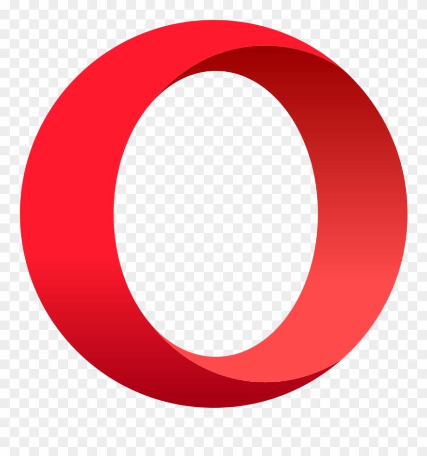 Opera Logo Png.