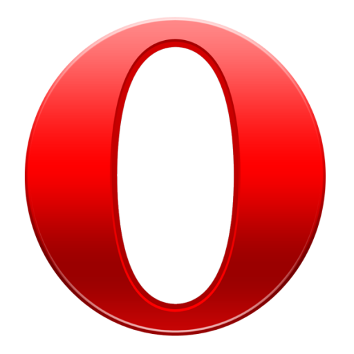Opera mini icon download free clipart with a transparent.
