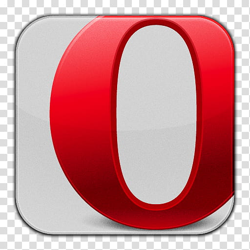Flurrians, Opera Mini logo transparent background PNG.