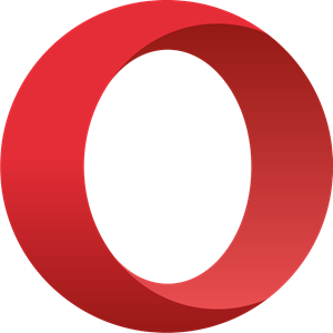 Opera mini logo download free clipart with a transparent.