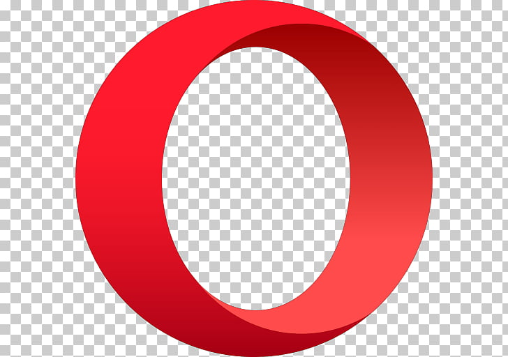 Opera Logo, Opera mini logo illustration PNG clipart.