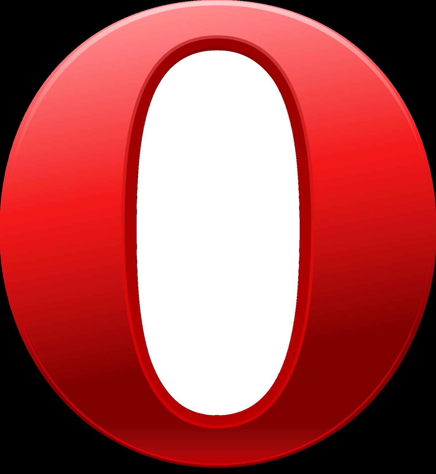 Opera logos PNG images free download.