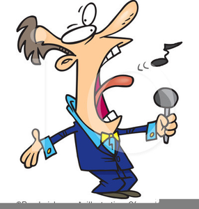 Free Clipart Opera Singer.