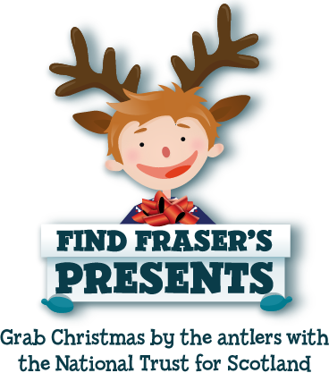 Find fraser's presents and win.