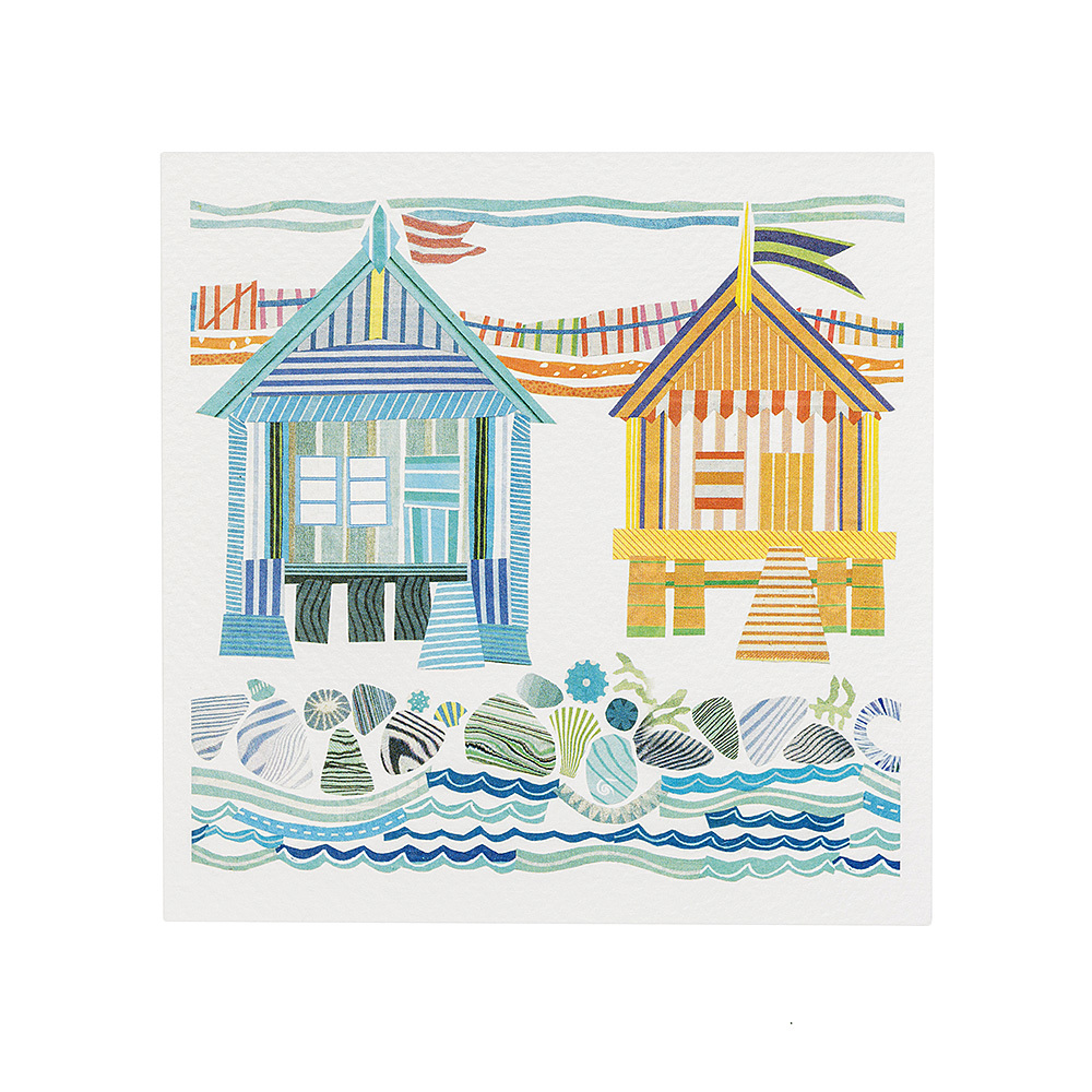 National Trust Jane Robbins Coastal Notecards, Pack of 20 from.