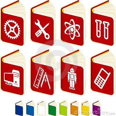 Instruction Book Icon Stock Photos, Images, & Pictures.