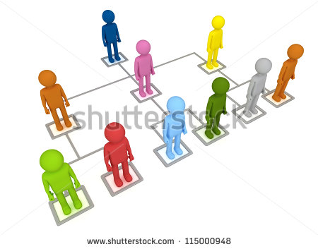 Organizational Structure Stock Images, Royalty.
