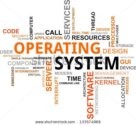 Operating System Stock Images, Royalty.