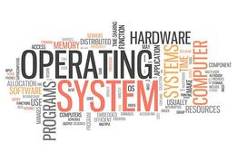 Word Cloud Operating System.