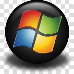 Black OS icon, Windows.