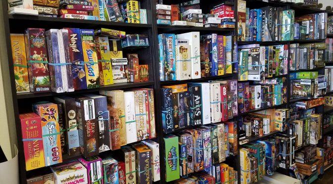 Mothership Books and Games.
