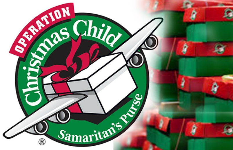 Shoebox deadline nearing for Operation Christmas Child.