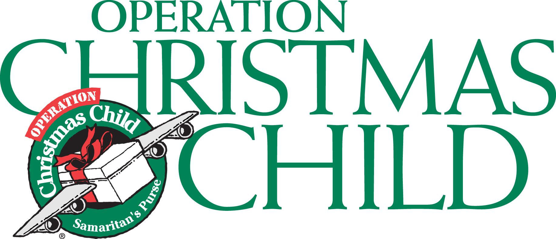 Monte Vista Christian School Operation Christmas Child.