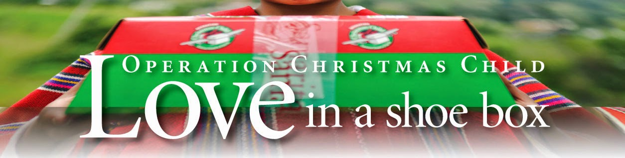 Operation Christmas Child Clipart & Operation Christmas Child Clip.