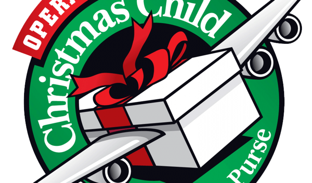 Operation Christmas Child.