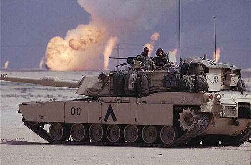 Desert Storm anniversary remembered. What are your stories.