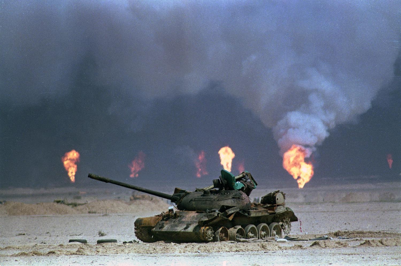 Operation Desert Storm: 25 Years Since the First Gulf War.