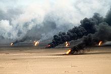 Gulf War.