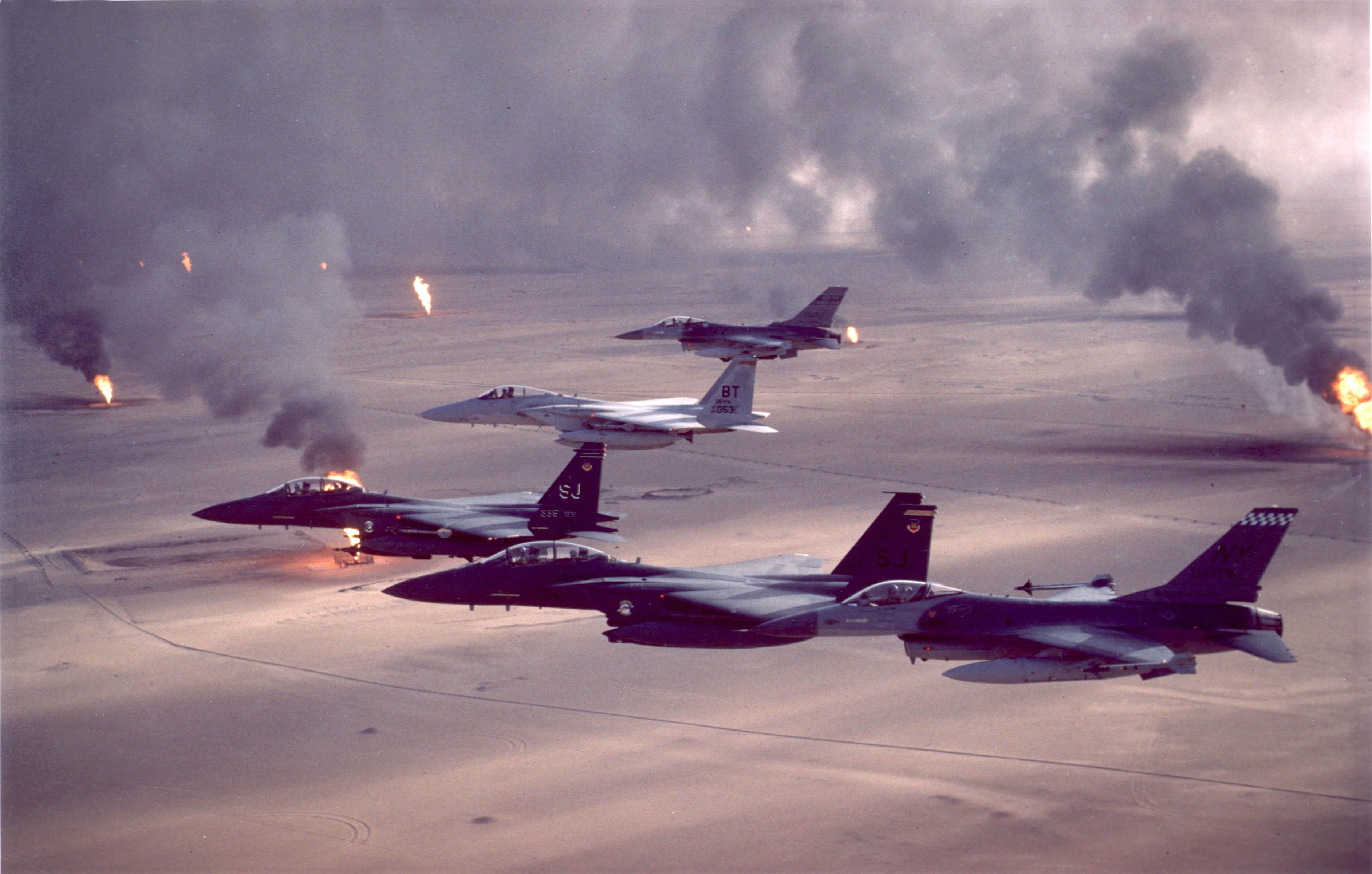 OPERATION DESERT SHIELD/DESERT STORM > 12th Air Force > Article.