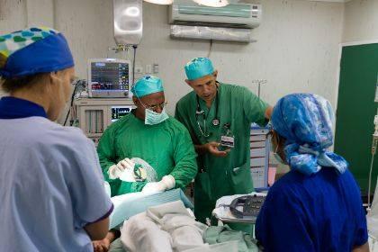 PNG Operation Open Heart begins.