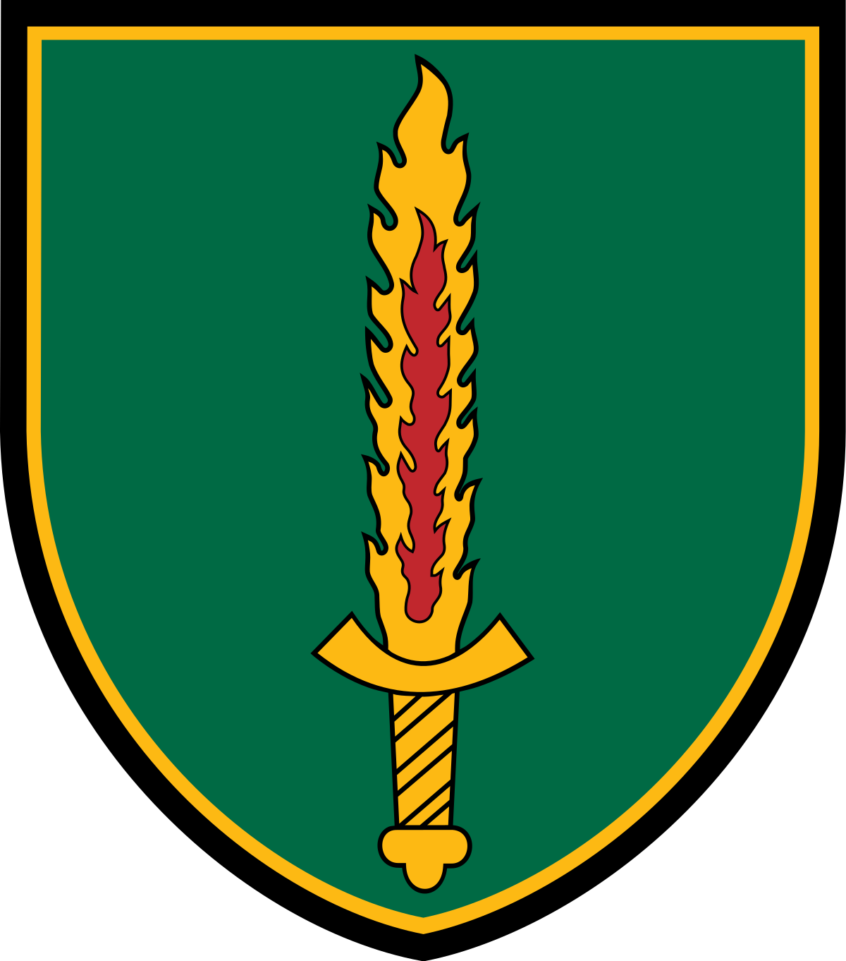 Lithuanian Special Operations Force.