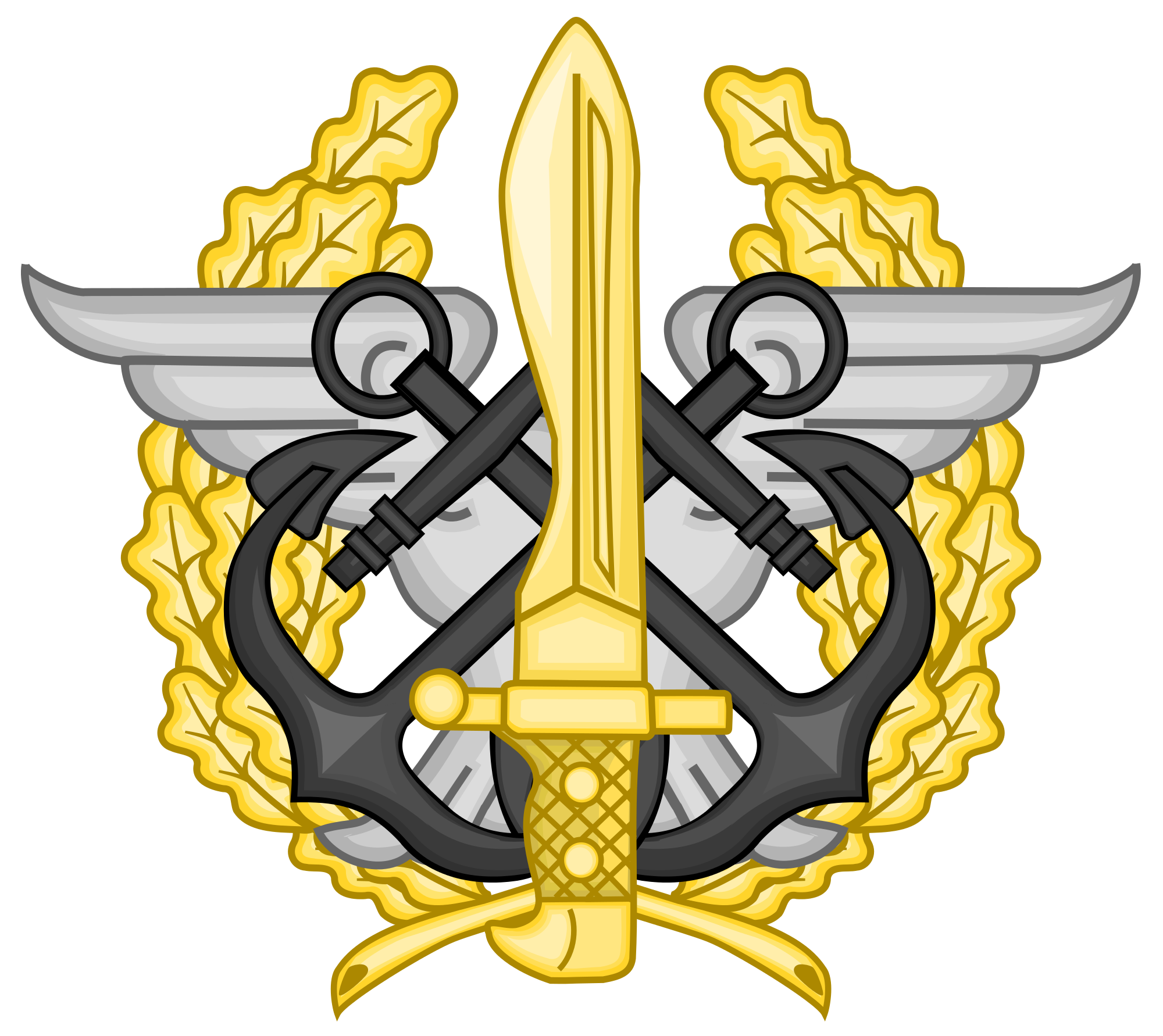 File:Emblem of the Joint Special Operations Command (Spain).svg.