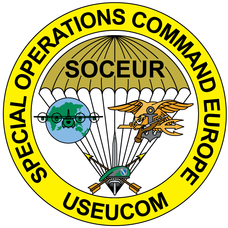 TSOC: US Theatre Special Operations Commands.