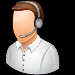 phone operator png image.