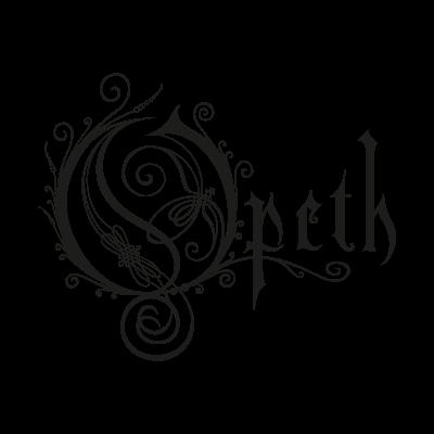 Opeth vector logo.