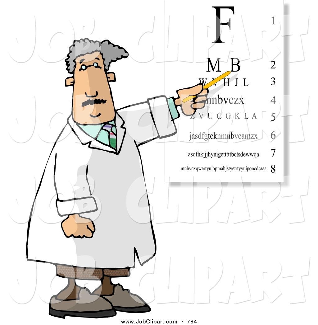 Ophthalmology Eye Clip Art.