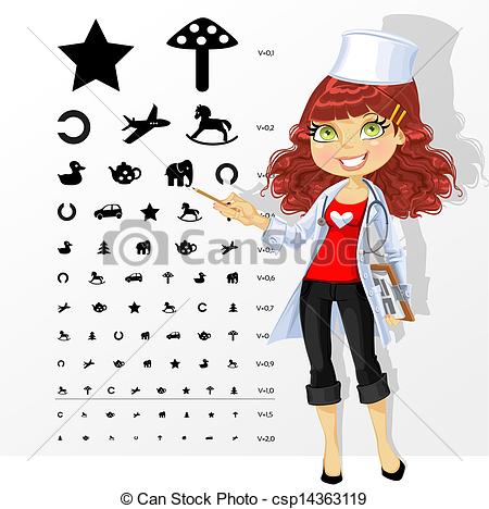 Ophthalmology Clipart.