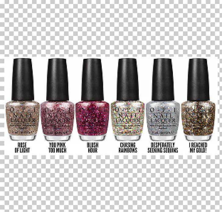 OPI Products Nail Polish Glitter OPI Nail Lacquer PNG.