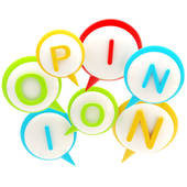 Opinion 20clipart.