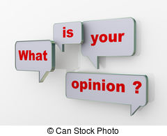 Your opinion Illustrations and Clip Art. 467 Your opinion royalty.