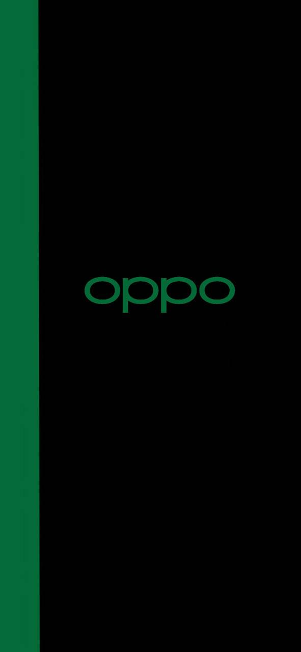 Oppo Logo wallpaper by FerghieSeptya.