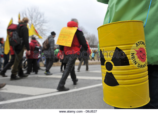 Opponents Nuclear Power Demonstrate On Stock Photos & Opponents.