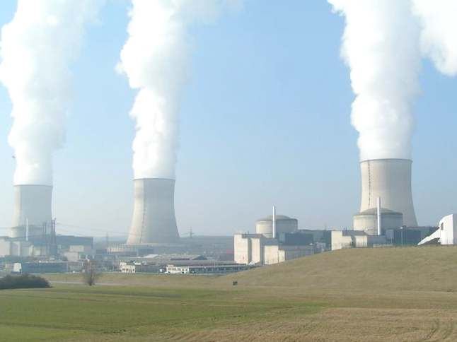 NUCLEAR POWER STATIONS GENERATION FISSION FUSION.