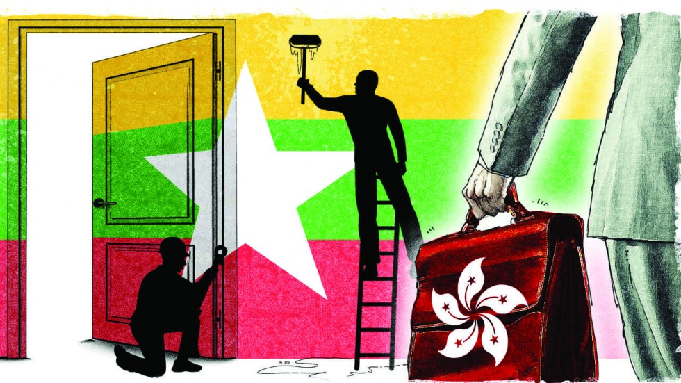 How Hong Kong can play a role in Myanmar's economic and political.