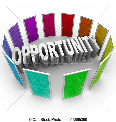 Opportunity Clipart.