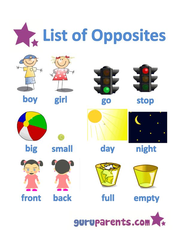 1000+ ideas about Opposites For Kids on Pinterest.
